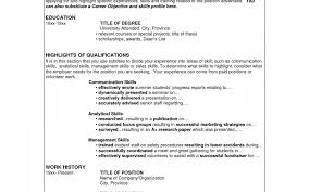 Resume Leadership Skills Examples Marketing Manager Example ...