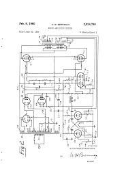 patent us2924780 audio amplifier system google patents patent drawing