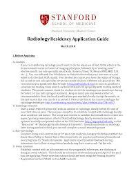 Letter Of Recommendation Internal Medicine Residency