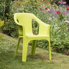 Cool garden furniture Balcony Resol Cool Stackable Garden Chairs Lime Green Rinkitcom Resol Cool Garden Indoor Plastic Chair Rinkitcom