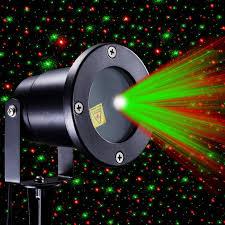 outdoor waterproof garden laser light projector 35 usd