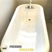porcelain reglazing bathtub