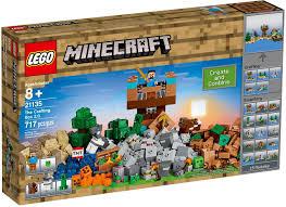 Mua LEGO Minecraft 21135 - Hộp Gạch LEGO Minecraft Tổng Hợp 2.0 ...