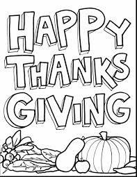 Small Picture beautiful thanksgiving coloring pages for kindergarten