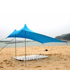 China Beach lycra canopy and Sun beach shelter UV-protect tent from Shenzhen Trading