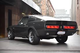 clic 1967 ford mustang gt500 eleanor