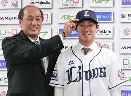 吉川「期待はチャンス」 金銭トレードで移籍―プロ野球・西武:時事ドットコム