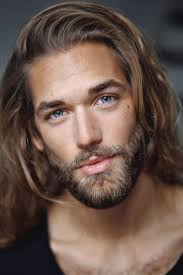 Body Hair Style 25 best long hair males ideas long hair beard 3780 by wearticles.com