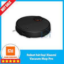 Robot hút bụi Xiaomi Vacuum Mop Pro chính hãng bản quốc tế - bảo hành 12  tháng, phân phối bởi Digiworld. (Mijia Gen 2)