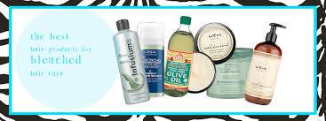 s how to repair bleached hair