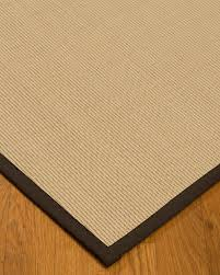 area rugs vannatta border hand woven wool beige fudge area rug