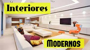 diseño de interiores de casas modernas 2016