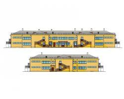 Купить дипломный Проект № Реконструкция детского сада в г  Проект №1 99 Реконструкция детского сада в г Ирбит