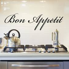 all decals es and definitions wall decals bon appetit kitchen wall decal