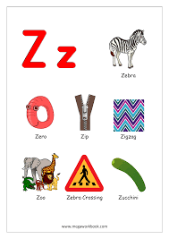 Free Printable Alphabet Reading Pages Things That Start