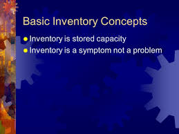 Fundamentals Of Production Planning And Control Chapter 5 Inventory