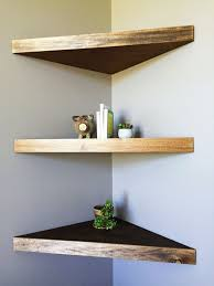 Wooden Corner Shelf Designs 30 Best And Easy Diy Wooden Pallet Corner Shelf Designs For