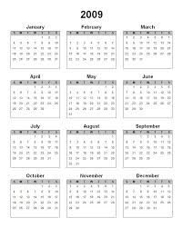 Blank 2015 Calendar Blank Calendars Yearly Calendar Forms And Templates