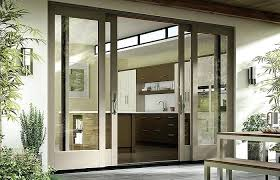 essence series wood sliding patio door wooden outside doors garage for