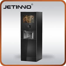 Hot Chocolate Vending Machine Stunning Professional Vending Machine With Instant Coffee And Tea And Milk