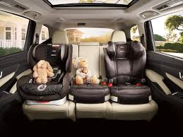 2019 subaru ascent features 2nd row bench seats