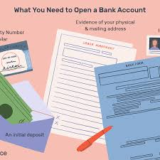 As this is the policy of our company/firm that the salaries. How To Open A Bank Account