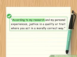 how to write a definition essay pictures wikihow image titled write a definition essay step 12