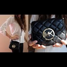 16% off MICHAEL Michael Kors Handbags - NWT Michael Kors Fulton ... & NWT Michael Kors Fulton Quilted Leather FIRM Price Adamdwight.com