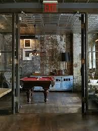 industrial home furniture. Industrial Home Furniture. Add An Touch With Exposed Bricks Furniture B