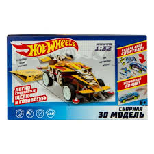 <b>Сборная модель Hot Wheels</b> Т16975 Машинка Winning Formula ...