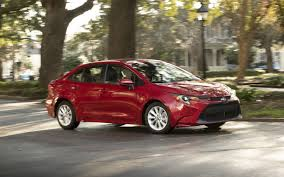 Toyota Corolla 2019 Dashboard Warning Lights Performance And Design Highlight The All New 2020 Toyota