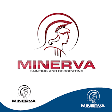 Painting And Decorating Logo Design Stunning Logo Design Contests New Logo Design For Minerva Painting