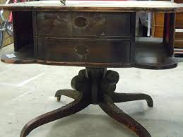 antique foyer furniture. magnificent small wooden foyer table with curved door as well antique furniture inspiration i