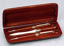 WFB3 Pen Pencil Letter Opener with case