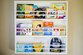 easy diy bookshelf within diy kids book shelf ideas 9