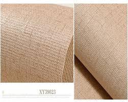 Beibehang Papel De Parede Simple Linen Plain Imitation Linen Pattern