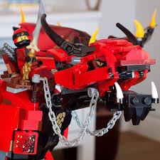 Kjøp LEGO NINJAGO - 70653 LEGO® NINJAGO® Firstbourne - Lekmer.no ...