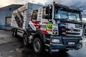 TATRA BUGGYRA RACING to set off for 2016 DAKAR Rally with TATRA ...