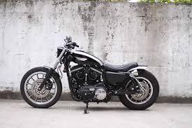 custom sportster by hide motorcycle japan moto rivista
