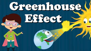 essay on green house effect in english for students