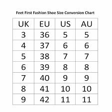 Uk To Us Size Chart Us Womens Shoe Size Chart Rldm