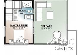 house plans with 2 master bedrooms 2