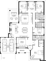 House Plans In Kerala With 4 Bedrooms Floor Plan 4 Bedroom Floor Plan 4  Bedroom Modern