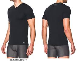 under armour underwear. under armour under armour men underwear short sleeves t-shirt ua core v-neck