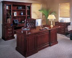 home office furniture cherry. Simple Home Keswick Collection Executive Suite From DMI On Home Office Furniture Cherry C