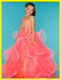 Designer Party Dresses For Less Cute Dresses For Girls White Flower Girl Dress Green