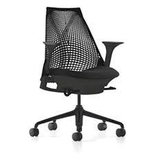 sayl office chair. Herman Miller Sayl Office Chair - Black