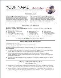 Sample Resume Layout Design Gentileforda Com