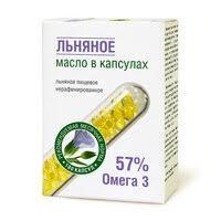 «Льняное <b>масло</b> в капсулах. <b>компас здоровья</b>» — Продукты ...