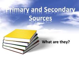 Image result for primary and secondary sources of law in south africa
